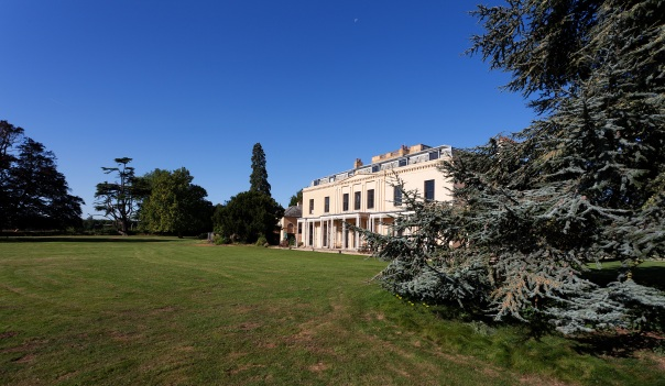 Moggerhanger Park in Bedfordshire