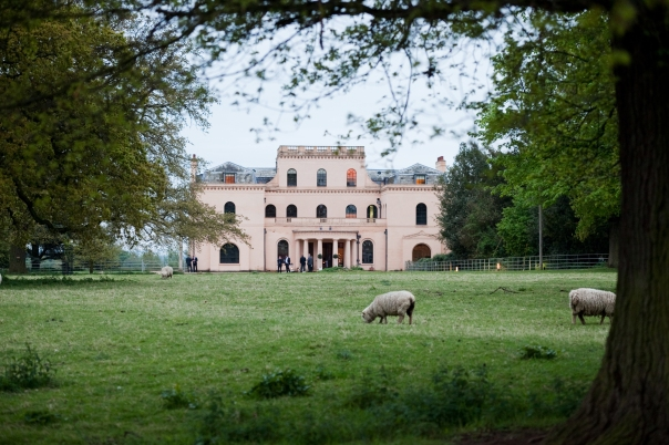 Moggerhanger Park, Bedfordshire