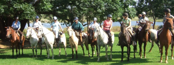 Waterberg Charity Ride sets off from Horizon