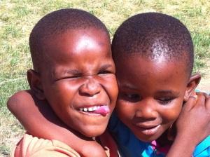 Two boys at Kids Club