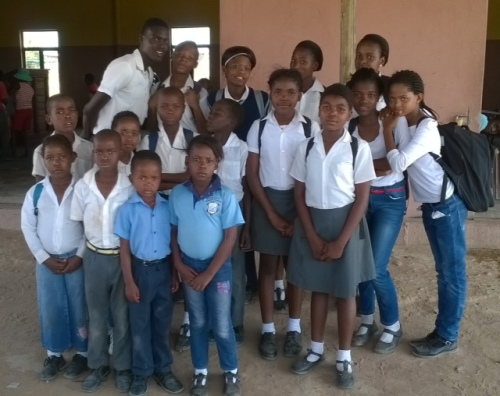 Letabo Kids Club going back to school