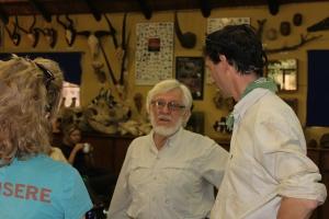 LWS meeting Clive Walker