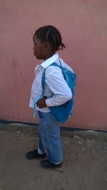 Letabo Kids club school bag