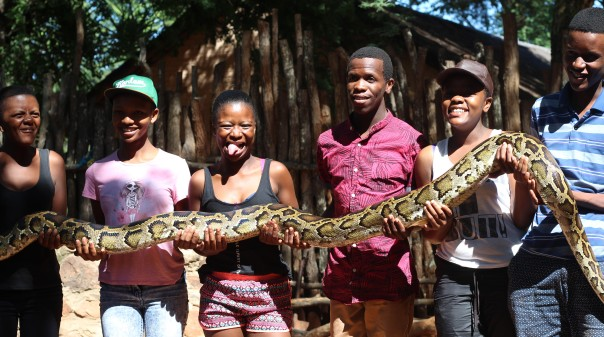 TWT Visit to Lapalala Wilderness School 2017