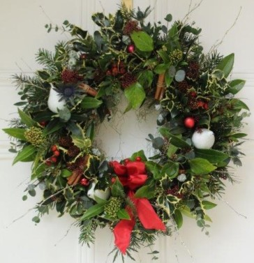 TWT Wreath making 6