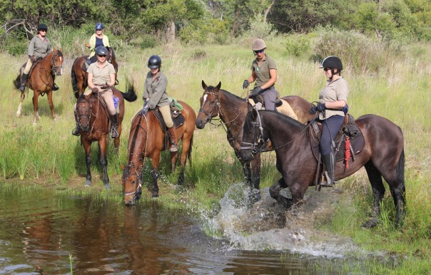 The Waterberg Trust Challenge Ride 2018