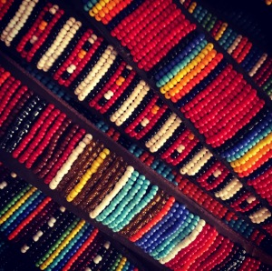 Belinda's Beaded dog collars