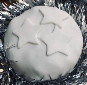 Sarah's Christmas cake