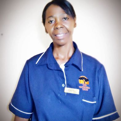 Nurse Grace profile picture in TWT uniform 2020
