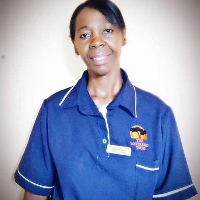 Nurse Grace profile picture in TWT uniform 2020